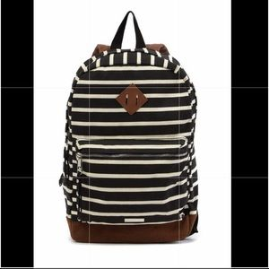 Madden Girl Large Canvas Backpack